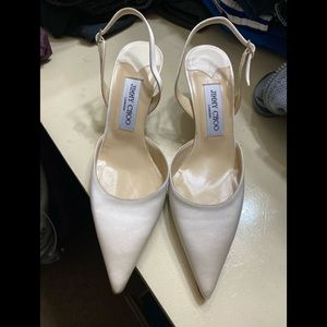 Jimmy Choo Los heels size 38.5= 8.5